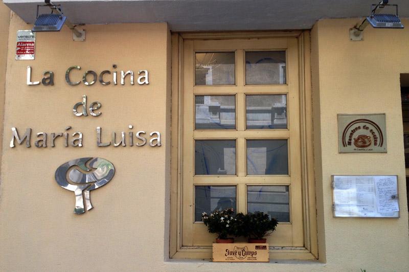 La Cocina De Maria Luisa Guia Miguelin